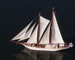 the Adornate schooner
